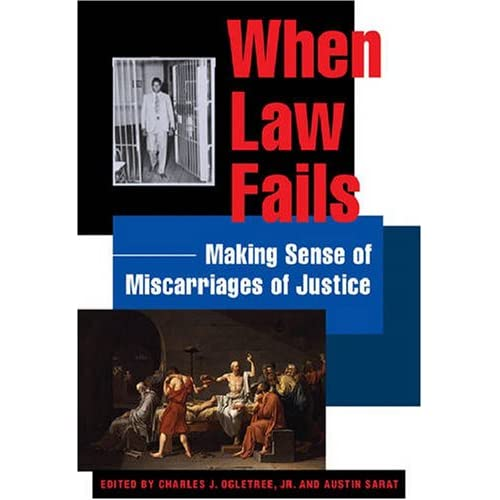 When law fails making sense of miscarriages of justice charles