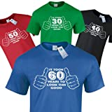 IT TOOK ... YEARS TO LOOK THIS GOOD - NEW PREMIUM PERSONALISED CUSTOM T SHIRT (VARIOUS COLOURS)* ALL YEARS * 20 21 22 30 40 50 60 etc established in made legend legendary Slogan Funny Novelty Vintage retro top clothes Unisex Mens Ladies Womens Girl Boy L