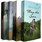 Hilary Green - Follies Series - 4 books : Now is the Hour / They Also Serve / Theatre of War / The Final Act rrp £27.96
