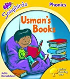 Oxford Reading Tree: Stage 5: Songbirds: Usman's Books
