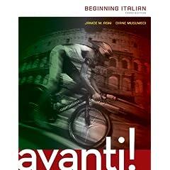 Avanti!: Beginning Italian available at Amazon for Rs.22514.1