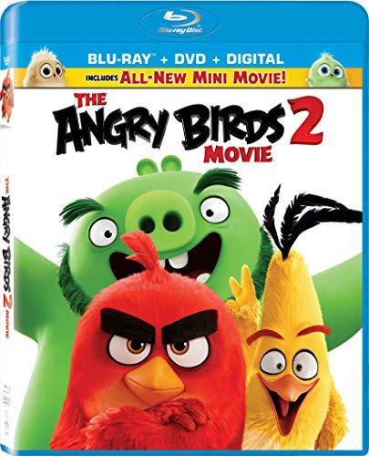 Blu-ray : Angry Birds Movie 2 (2 Discos)