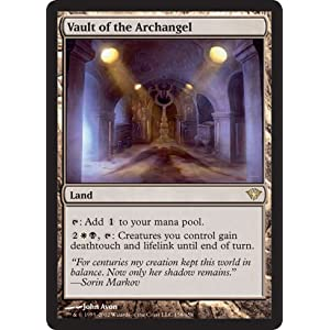 Magic Gathering Archangels Light Ascension