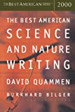 The Best American Science & Nature Writing 2000 (0618082956) by Quammen, David