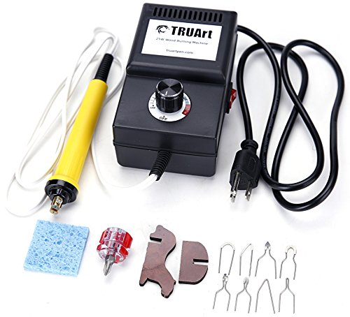 25W Wire Tips Wood Burning Adjustable Machine (Miniature Wood Burning Stove compare prices)