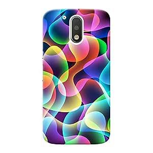 Mobile Back Cover For Motorola 4th Generation (Moto g4 Plus) (Printed Designer Case)