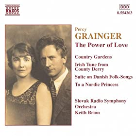 Grainger: Power Of Love (The)