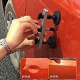Toppdrtool 車の凹み直し 修復工具 バキュームリフター ブリッジ型引っ張り工具 デントリペアツール DIY用品