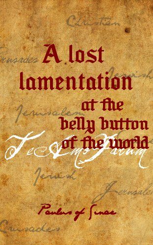 Book: Te Amo Parum - A lost lamentation at the belly button of the world by Po Lo Paul Chan