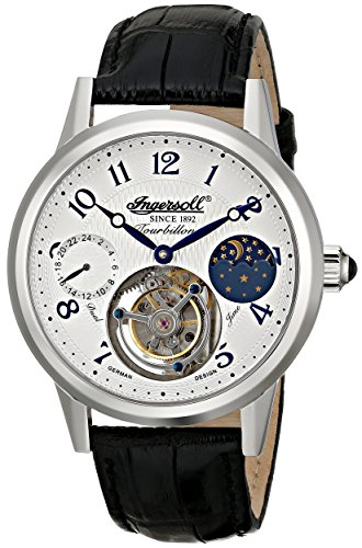 Ingersoll-Mens-IN5305BK-Pierce-Tourbillon-Stainless-Steel-Mechanical-Hand-Wind-Black-Watch
