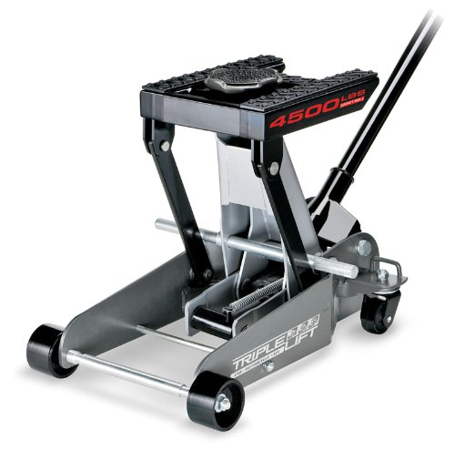 Powerbuilt 2-1/4 Ton Triple Lift Floor Jack