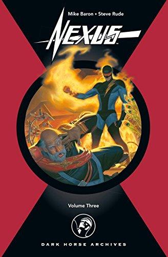 Nexus Archives Volume 3 (v. 3)