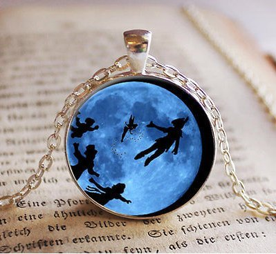peter-pan-peter-pan-necklace-necklace-jewelry-fairytale-photo-jewelry-gift