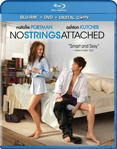 Cover art for  No Strings Attached (Two-Disc Blu-ray/DVD Combo)