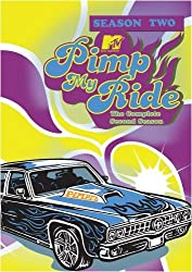 Pimp My Ride, The Complete Second Season