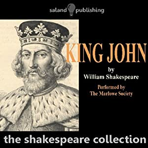King John | [William Shakespeare]