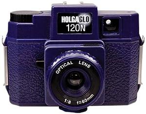 Holga 225135 Holgaglo 135 Camera - Ultra Violet