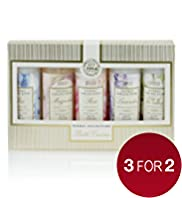 Floral Collection Mixed Bath Cream Gift Set