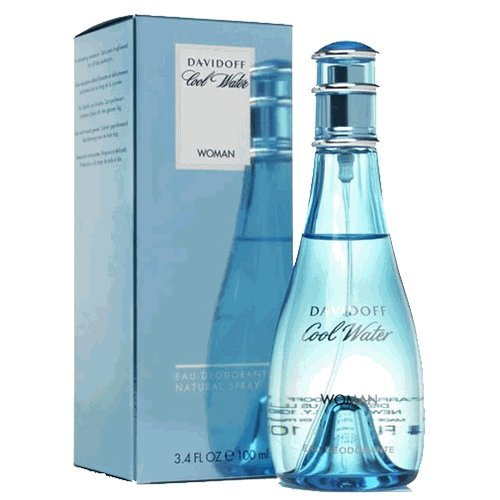 Davidoff Cool Water Deodorant Spray 100ml/3.4oz