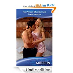 The Prince's Chambermaid (Mills & Boon Modern)