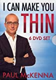 I Can Make You Thin 6 DVD set with Paul McKenna