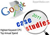 Top 10 Industries & Keyword Spend on Google Adwords in 2011