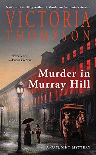 Murder in Murray Hill (Gaslight Mystery)