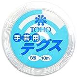 TOHO テグス8号〈6-11-8〉 1BOX(5P入)