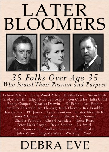 Later Bloomers: 35 Folks Over Age 35 Who Found Their Passion And Purpose