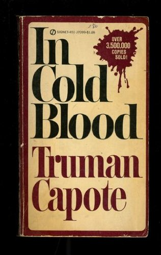 Capote Truman : in Cold Blood (Signet)