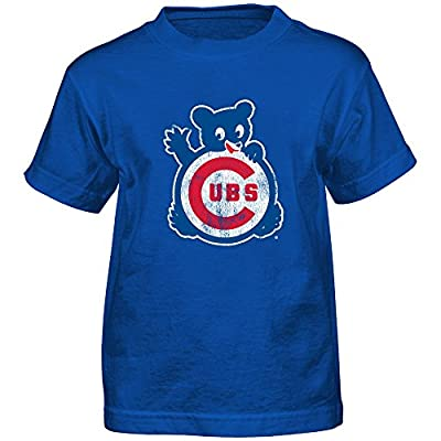 Chicago Cubs Infant / Toddler / Youth 1968 T-Shirt by Majestic
