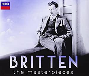 Britten - the Masterpieces