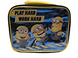 Despicable Me Minion lunch tote back to school bag