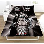 WWE Superstars Double Duvet Cover and Pillowcase Set