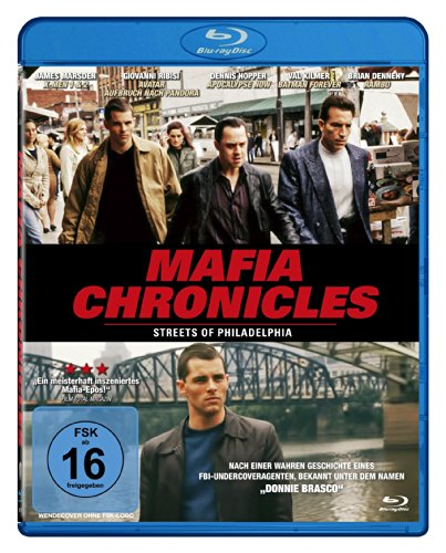 Mafia Chronicles [Blu-ray]