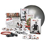 Met-rx® 180 Workout Program, 1 Kit