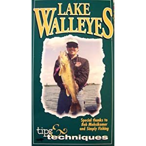 Lake Walleyes (Tips & Techniques)