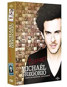 Le Coffret Michaël Grégorio - Pirate les chanteurs + En concerts