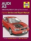 Audi A3 Petrol & Diesel Service and Repair Manual: 1996 to 2003 (Haynes Service and Repair Manuals)