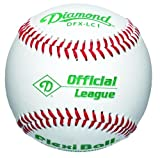 Diamond Low Compression Official League Baseball, Dozen