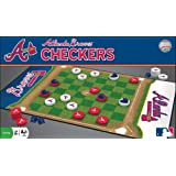 MasterPieces MLB Checkers Board Game