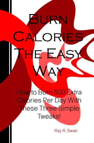 Burn Calories the Easy Way: How to Burn 500 Extra Calories per Day With These Three Simple Tweaks!