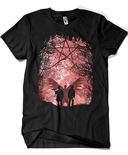 Camisetas La Colmena -  T-shirt - Uomo Nero  nero XX-Large