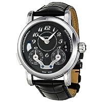 Montblanc Nicolas Rieussec Chronograph Automatic Black Dial Mens Watch 106488 by Montblanc