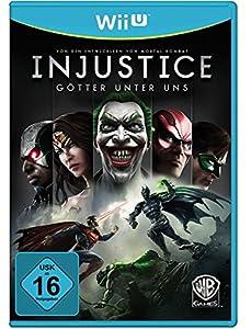 Injustice: Götter unter uns - [Nintendo Wii U]