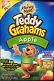 Honey Maid Teddy Grahams Apple 10 Oz (Pack of 2)