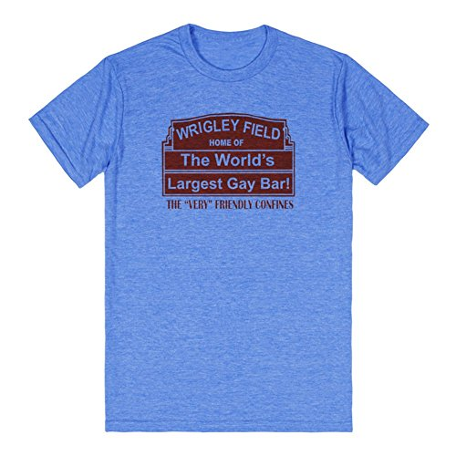 wrigley-field-home-of-the-worlds-largest-gay-bar-l-heathered-royal-t-shirt