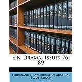 Ein Drama, Issues 76-89