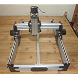 Mustwell Not Assembled! Openbuilds OX CNC Router Mechanical KIT with 4 pcs Nema 23 Stepper Motor Working Size 300mm x 520mm