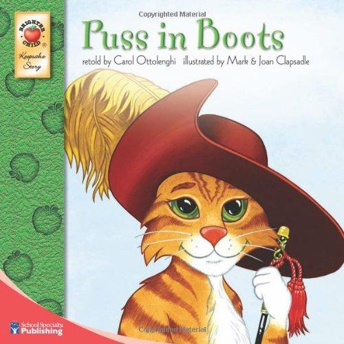 Puss in Boots (Brighter Child: Keepsake Stories)